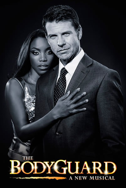 The Bodyguard New Publicity Image