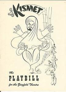 Kismet - Original Poster