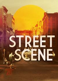 Street Scene - Poster