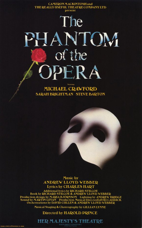 The-Phantom-of-the-Opera-Broadway-Poster
