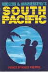 South Pacific Prince of Wales 1988