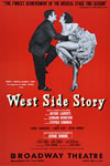 West Side Story Winter Garden 1957