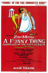 A Funny Thing Happened Original Broadway
