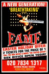 Fame 1st London Transfer