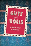 Guys and Dolls Original Broadway