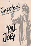 Pal Joey 2nd Brodaway Revival