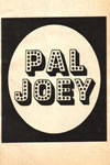 Pal Joey 3rd Broadway Revival