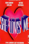 She Loves Me London Revival