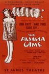 The Pajama Game Original Broadway