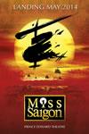 Miss Saigon Poster 100x150