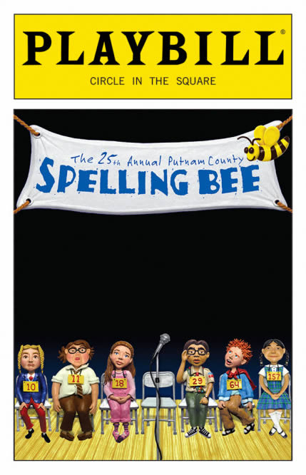 25th-Spelling-Bee_Playbill