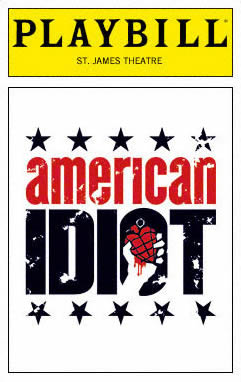 American-Idiot_Playbill