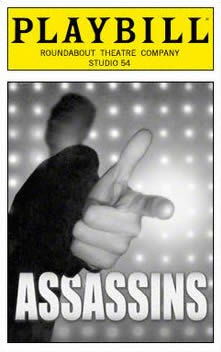 Assassins_Playbill