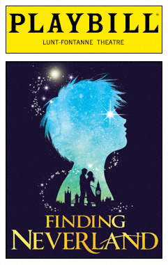 Finding-Neverland_Playbill