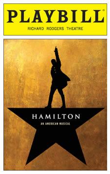 Hamilton_Playbill