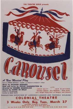 Carousel - Original Broadway