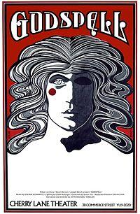 Godspell Original Poster