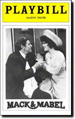 Mack and Mabel Original Playbill