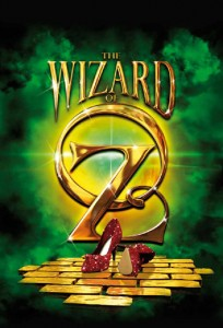 The Wizard of Oz Playbill Cover