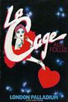 La Cage aux Folles Palladium 1986