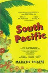 South Pacific Majestic 1957