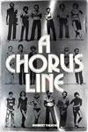 A Chorus Line Original Broadway Poster
