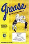 Grease Original Broadway