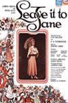 Leave it to Jane Original Broadway