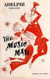 The Music Man Original London