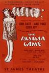The Pajama Game Original Broadway