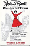 Wonderful Town Original Broadway