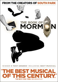 Book of Mormon musical heaven