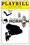 Book of Mormon play bill