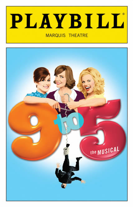 9-to-5_Playbill