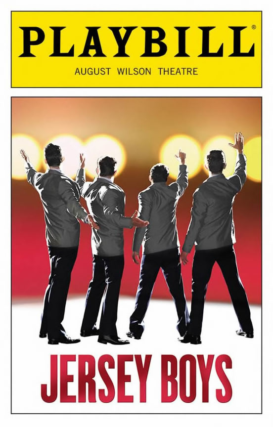 Jersey-Boys_Playbill
