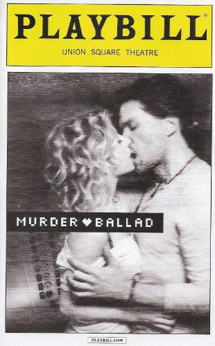 Murder-Ballad_Playbill