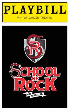 School-of-Rock_Playbill