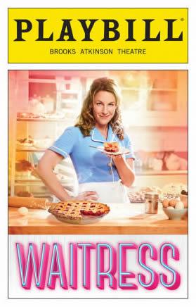 Waitress_Playbill